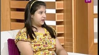 رزان شويحات و تخفيف الوزن للأطفال | Roya
