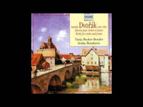 Tanja Becker-Bender, Senka Brankovic - Sonata in F Major, Op. 57: I. Allegro, ma non troppo