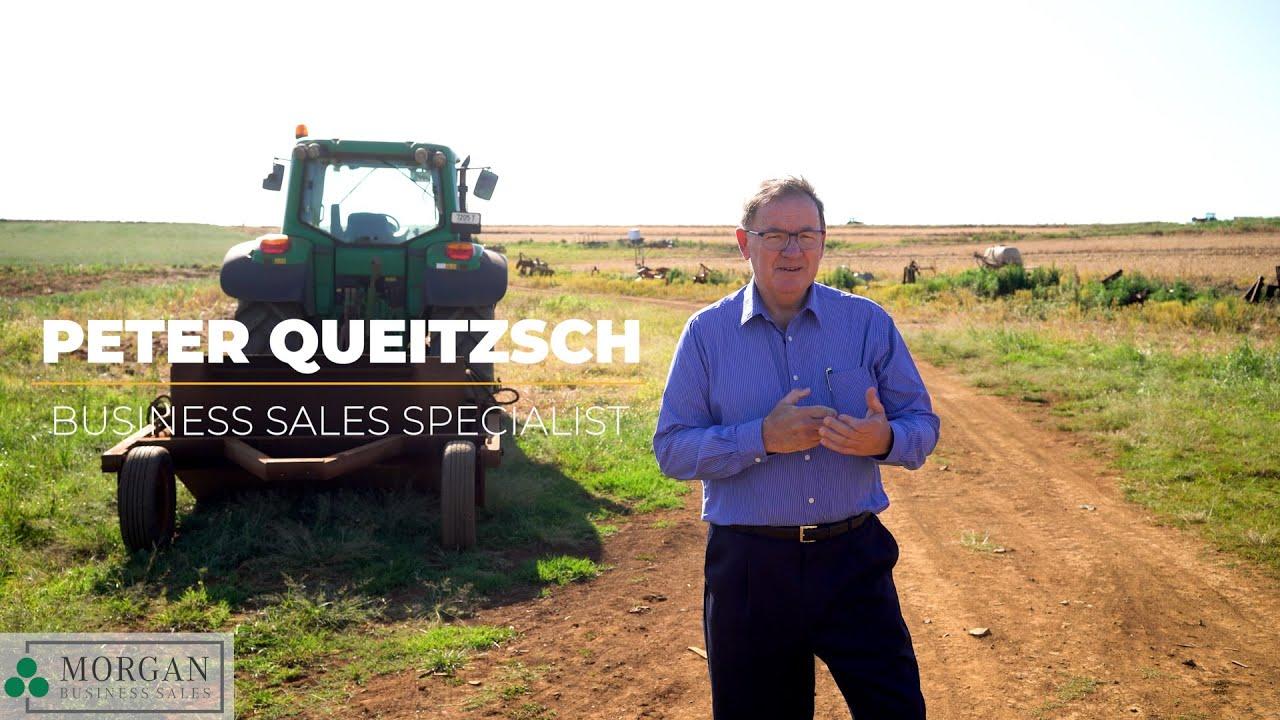 Morgan Business Sales - Peter's Profile