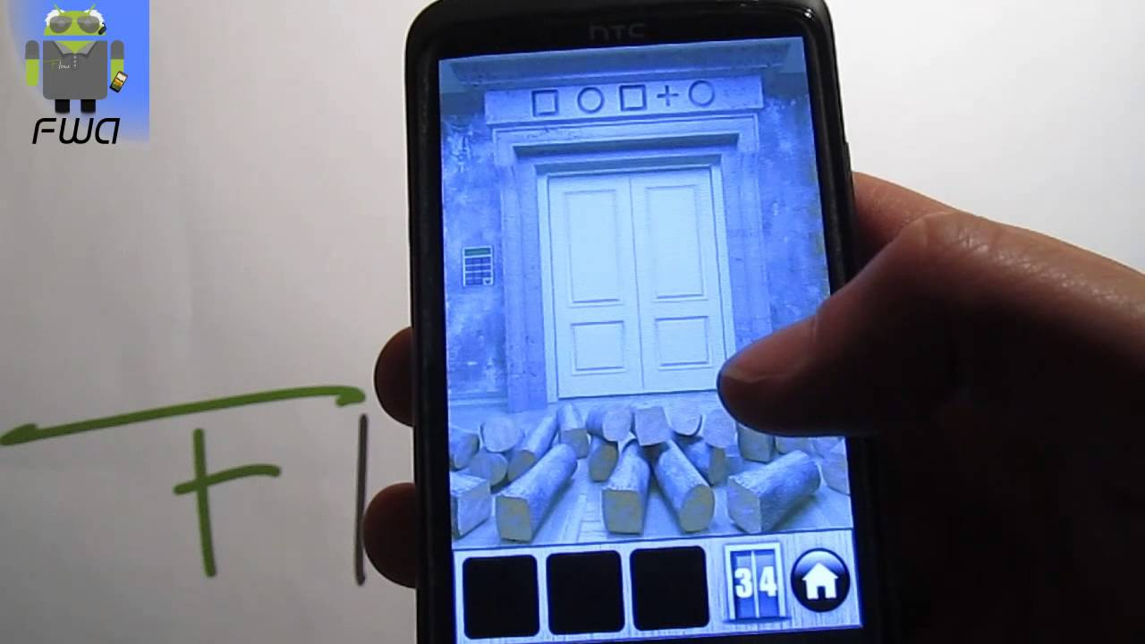 100 Doors Of Revenge Level 34 Solution Explanation Android Youtube