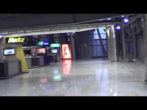 Car Rental Companies At Terminal 4 Madrid Barajas Airport Youtube