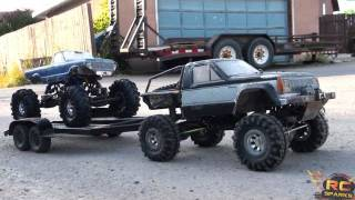 RC ADVENTURES - HAND MADE SCALE TRAILERS - Rude Boyz Custom RC Fabrication Shop