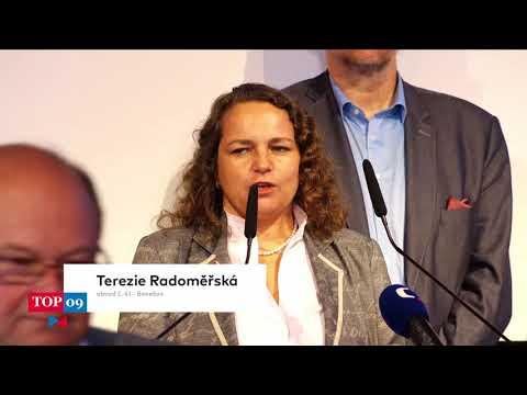 Terezie Radoměřská kandiduje do Senátu v obvodě Benešov