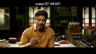 4 Days To Go | Raees Ka Din | Shah Rukh Khan, Mahira Khan, Nawazuddin Siddiqui