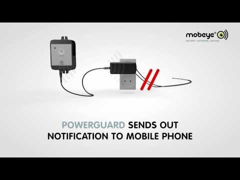 Mobeye PowerGuard CM2100