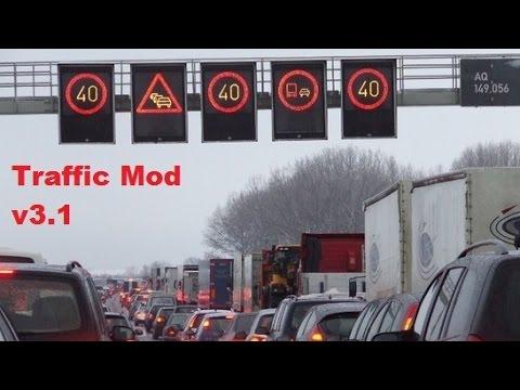 [ETS2] Traffic Mod v3 1 *BETA*