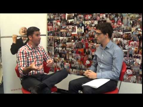 Culture is everything - Tristan White, Founder and CEO at The Physio Co