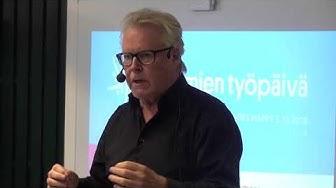 Hannu-Pekka Sinervä: Itsetunto heiluttaa Sinua - vai Sinä itsetuntoa?