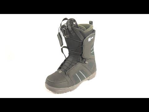 Titan 2018 Snowboard Salomon Youtube Boots 8nPwO0Xk