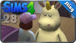 The Sims 4 [Die Piefkes] | #28 - Pebbles am WE allein zu Hause :( | Gameplay mit Sting Kee