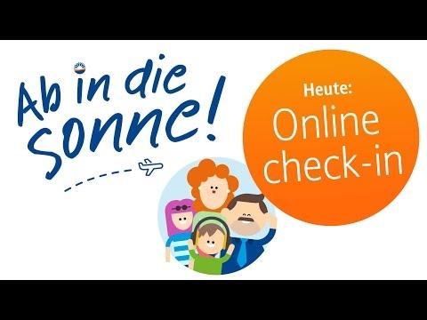 SunExpress Erklärvideo: Online Check-in