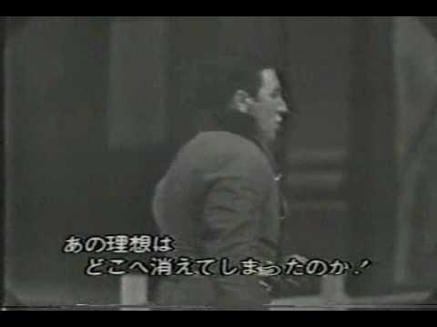 """Aldo Protti - """"Nemico della Patria"""" - Andrea Chénier 1961"""