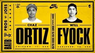Chaz Ortiz Vs Will Fyock: BATB7 - Round 1
