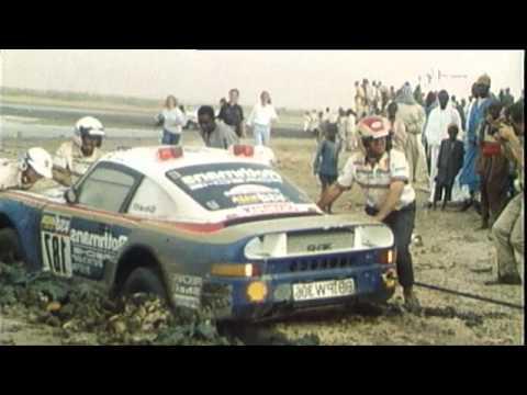Les légendes du Dakar - Jacky Ickx