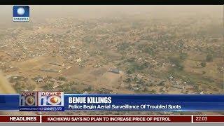 Benue Killings: Police Begin Aerial Surveillance Of Troubled Spots