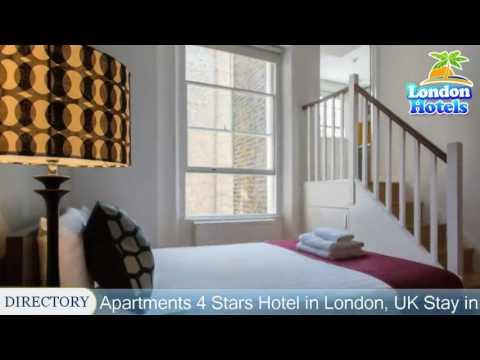 Princes Square - Concept Serviced Apartments - London Hotels, UK