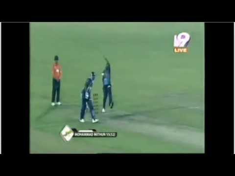 mohammad mithun 55 runs of 32 balls BPL 2015