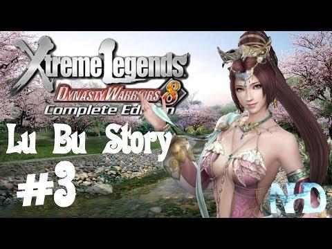 Dynasty Warriors 8 XLCE [PC] (Lu Bu Story Mode pt3 - Diaochan) Uprising at Chang'an