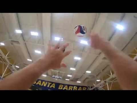 UCSB Men's Volleyball GoPro #1