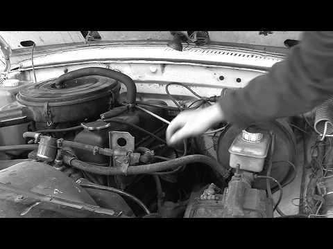 Не работает первый цилиндр 402 двигатель. Троит двигатель.
