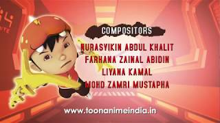 Boboiboy Hindi Ending Song {Hindi}