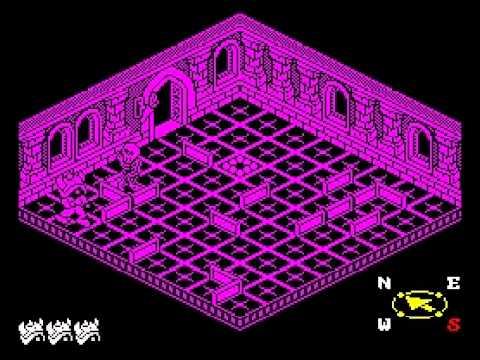 Oddi the Viking Walkthrough, ZX Spectrum