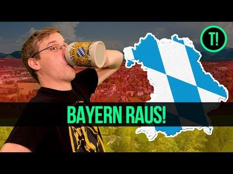 Kann Bayern sich von Deutschland trennen? - TenseInforms