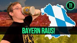 Kann sich Bayern von Deutschland abspalten? - TenseInforms