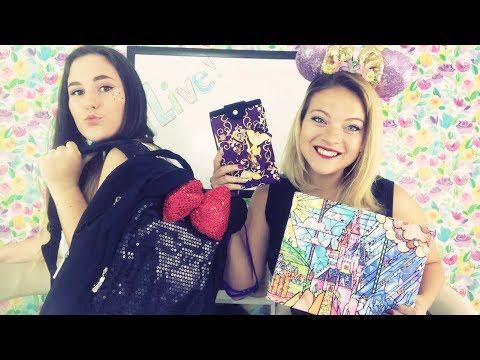CWM-live craft + Disney Giveaway!