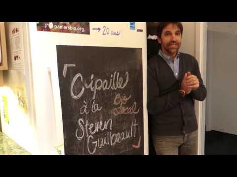 20 ans des paniers bio d'Équiterre - Steven Guilbeault nous présente sa recette vedette!