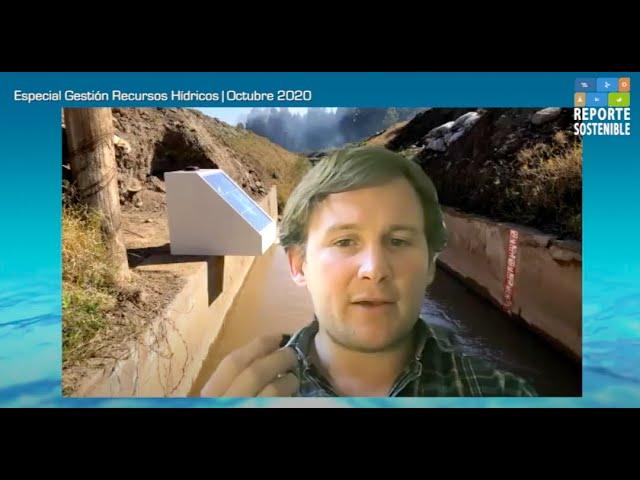 Reporte Sostenible entrevista a Gastón Dussaillant, Gerente Comercial de Capta Hydro: