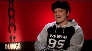 DJANGO UNCHAINED Interviews: Tarantino, Foxx, Waltz, Jackson and Washington