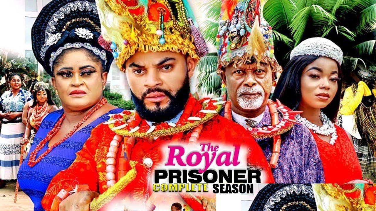 Download ROYAL PRISONER COMPLETE SEASON 1- 8 {NEW HIT MOVIE} - FLASH BOY|2021 LATEST NIGERIAN NOLLYWOOD MOVIE