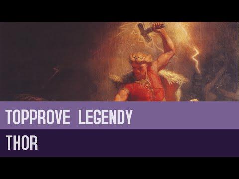 Topprove legendy: Thor