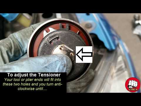 Fiat Ford 1 2l Replacing Timing Belt And Water Pump Funnycat Tv