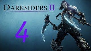 Прохождение Darksiders 2. Часть 4 (Слезы гор)