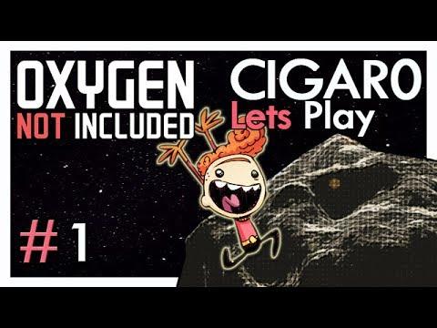 Im Kern!   #1   Let's Play Oxygen Not Included   [HD]   Deutsch german Cigar0