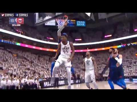 Utah Jazz vs Oklahoma Amazing Pass