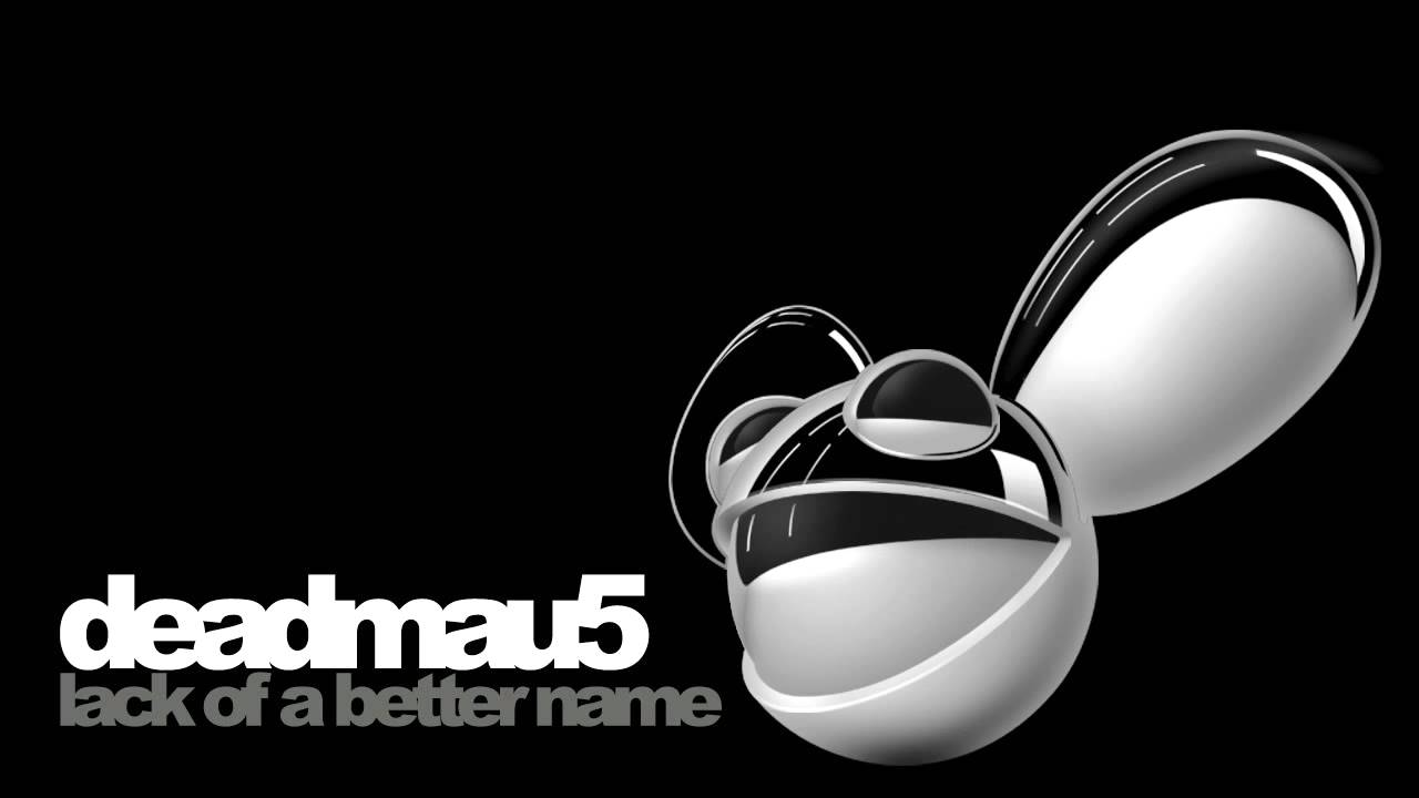 Deadmau5 - For Lack Of A Better Name (2009, CD) | Discogs