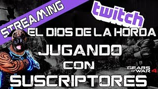 TWITCH STREAMING EP !5 | Noches de HORDA Y SPEEDRUN
