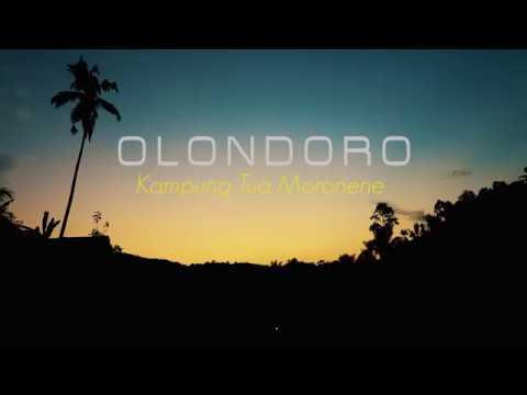 Olondoro, Kampung Tua Suku Moronene Kabaena