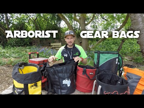 Rope And Climbing Gear Bag Recommendations 2020