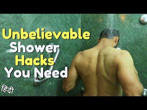 7 Unbelievable  Shower Hacks YOU NEED | Rishi Arora |