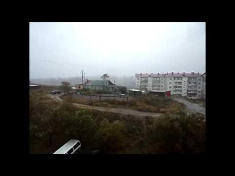 Погода на Сахалине