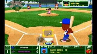 Backyard Baseball 2001 for the PC