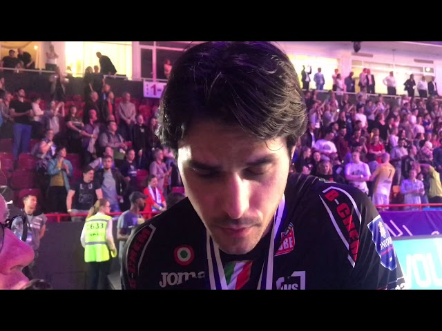 Capitan Stankovic commenta la Finale col Kazan