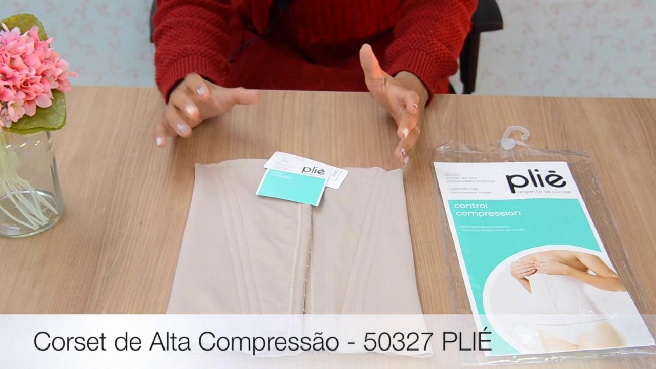 c118144838b4a0 Corset de Compressão 50327 Plie - Le Lingerie