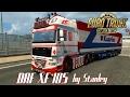 Euro Truck Simulator 2 1 26 Обзор мода DAF XF 105 By Stanley Skins Ссылка в описании mp3