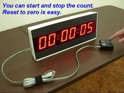 Ck 3000 Large Led Digital Timer Countdown Timer