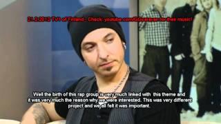 GG Caravan Haastattelu (GypsyRap Interview)